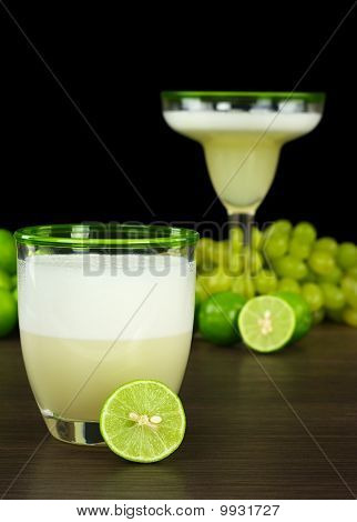 Peruvian Pisco Sour