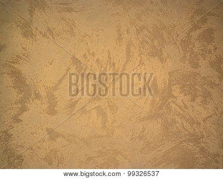 Pattern Plaster Golden Brown