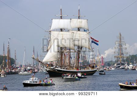 Sail Ship Morgenster