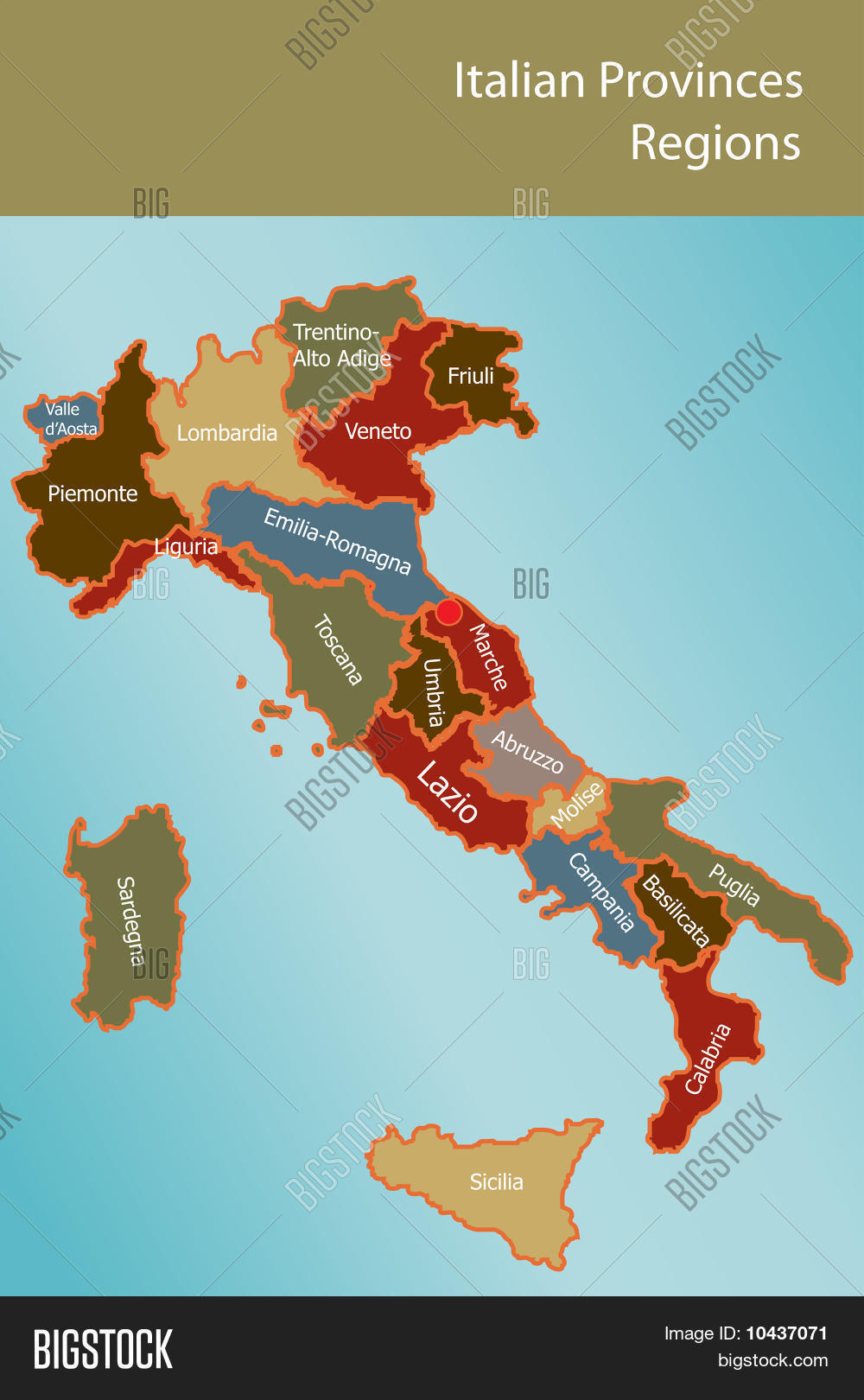 Free Map Of Italy.Map Italy Vector Photo Free Trial Bigstock