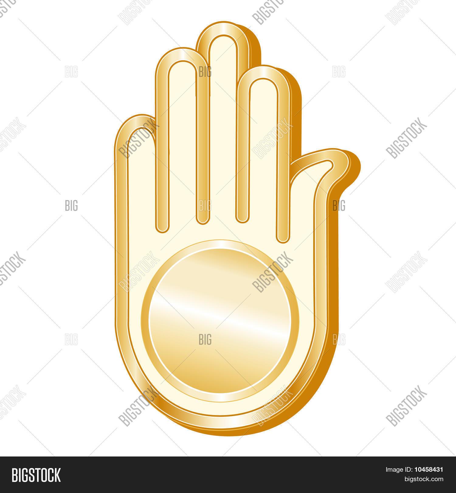 Jainism Symbol Vector Photo Free Trial Bigstock