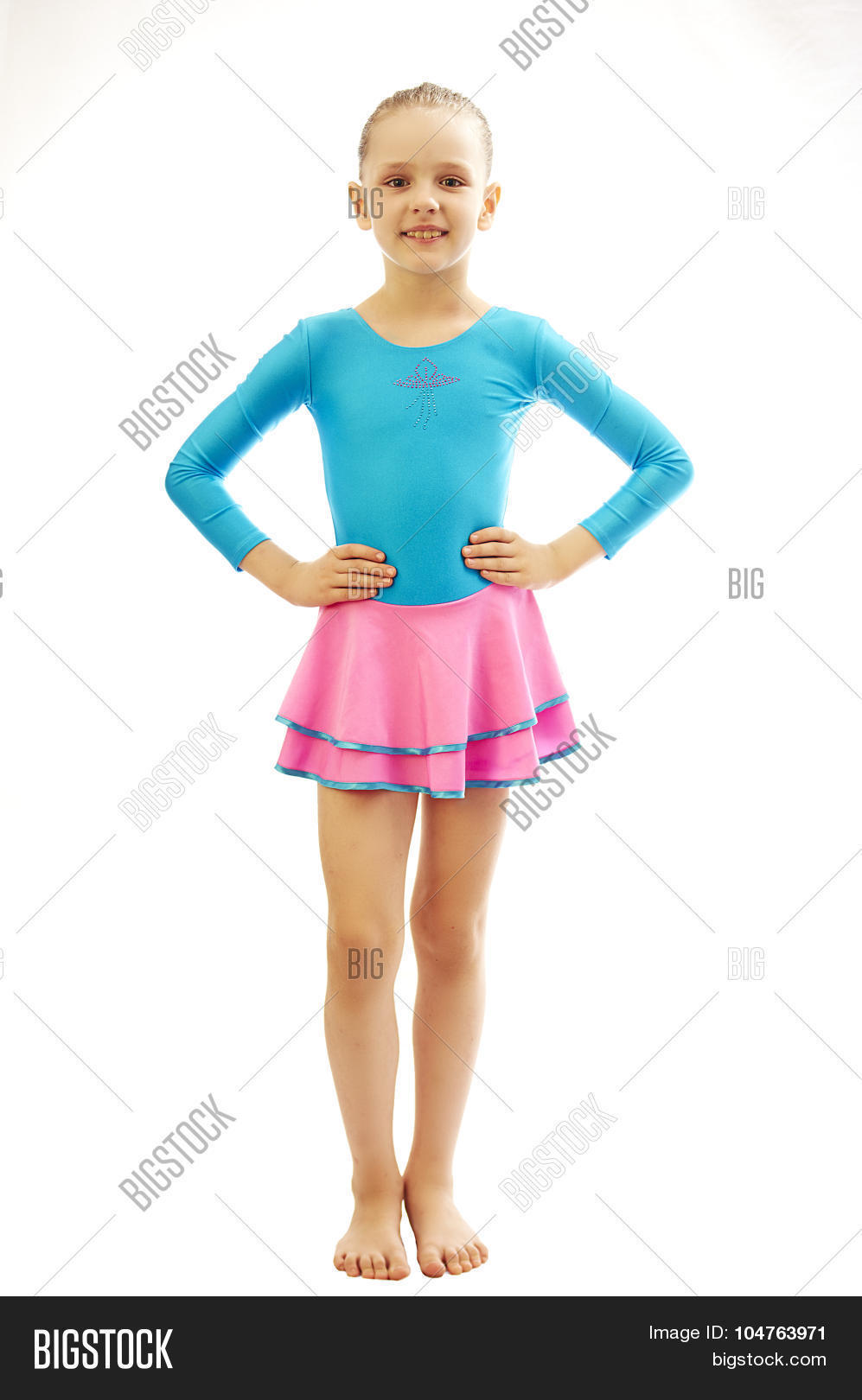 e666f8ca4 Young Girl Doing Image   Photo (Free Trial)