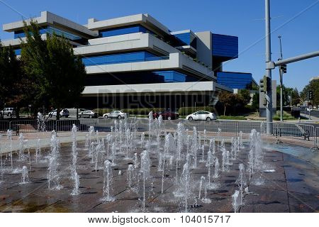 Kern County Administrative Center