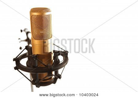 The Gold Mic