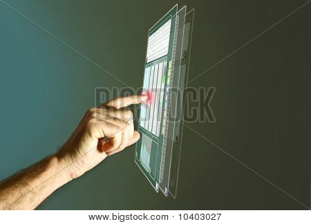 Vitual Screen