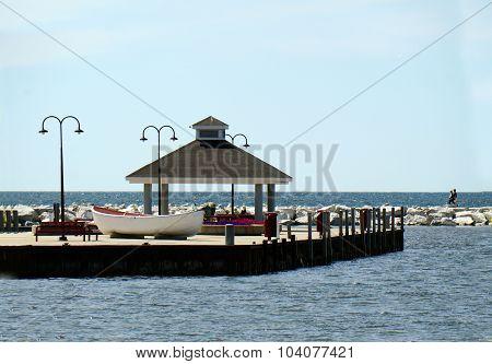 Pavilion on the Pier