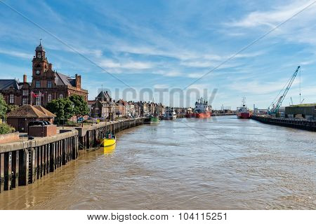 Great Yarmouth In Norfolk