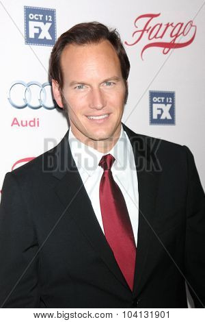 LOS ANGELES - OCT 7:  Patrick WIlson at the