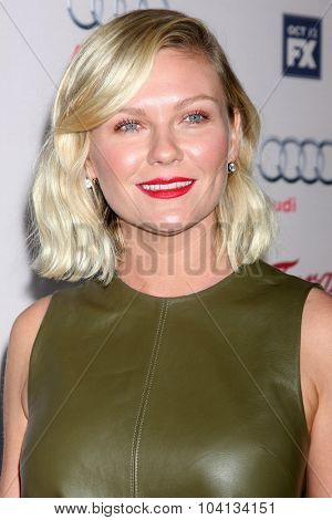LOS ANGELES - OCT 7:  Kirsten Dunst at the