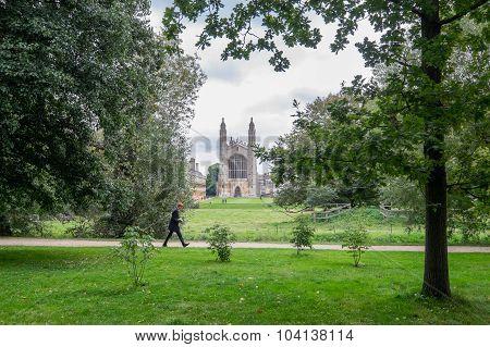 Kings College, Cambridge, UK