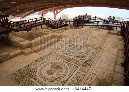 Ancient Kourion Theater Cyprus