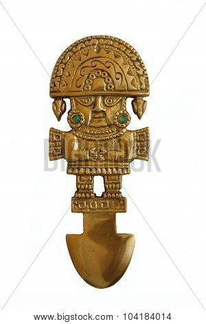 Peruvian Ancient Knive