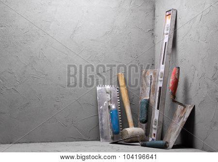 Dirty Tools Trowel
