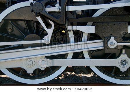 Railroad wheels