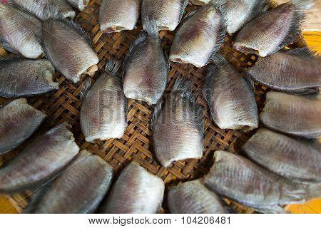 Jerked Fish