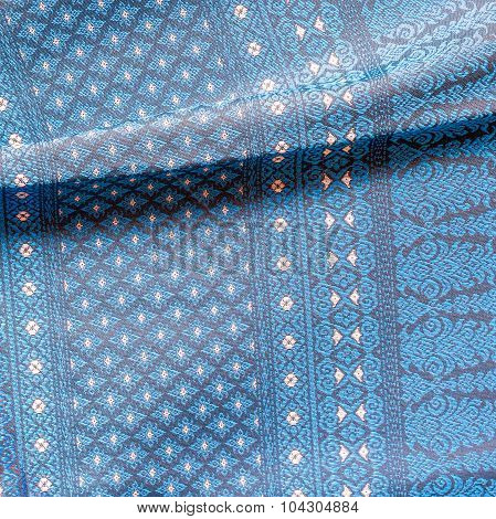 Thai Fabrics Patterns