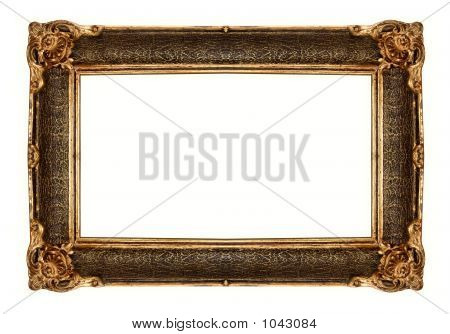 framework isolated on white background. great details ! poster