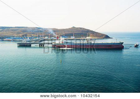 Sea Tanker