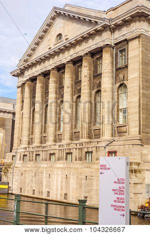 Museum Of Islamic Art, Berlin