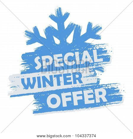 Special Winter Offer