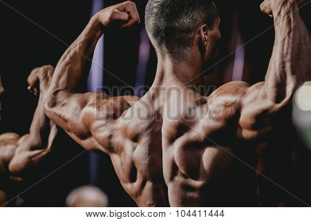 athlete bodybuilder