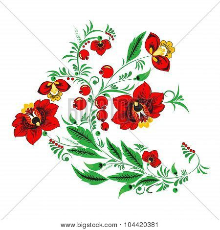 Traditional Slavs Pattern. Vector Illustration