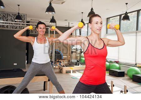 Gym For Pilates