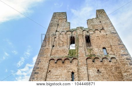 Tower Ruins - Tuscania -  Viterbo - Italy Travel