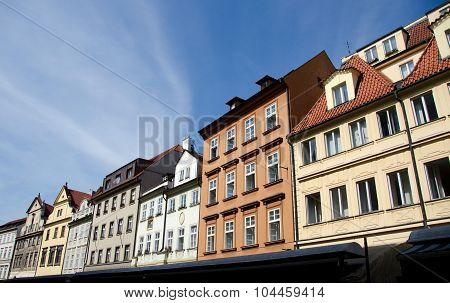 Havelska Street Near Farmer Market