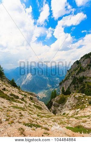 Alpine Gully