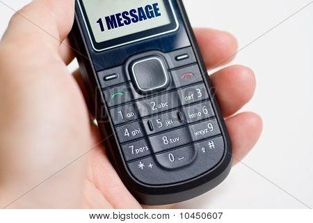 Téléphone Mobile moderne ou cellulaire