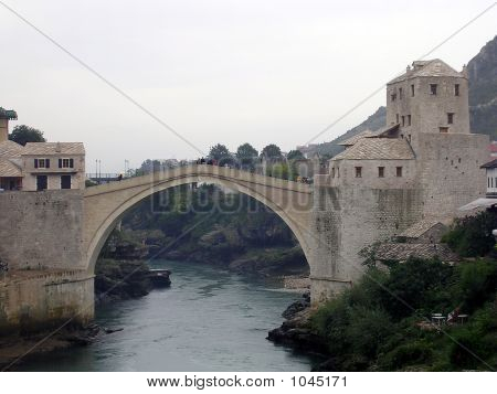 The Bridge Of Mostar