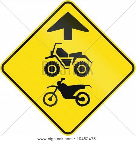 Motorcycles And Quadbikes Ahead In Canada