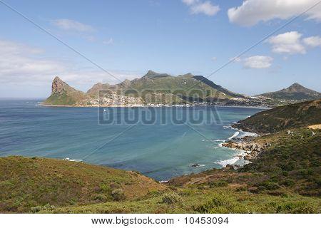 Hout Bay From Chapmans Peak 1