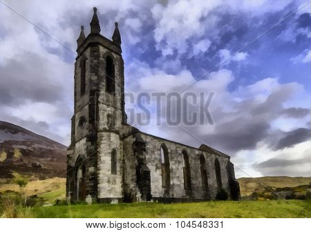 Old Church of Dunlewey