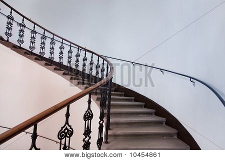 Wrought-iron Rail