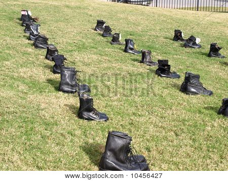 KIA Boots