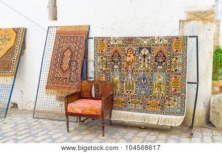 The Tinisian Carpets