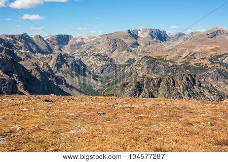 Beartooth Scenery