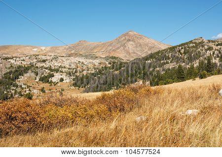 Beartooth Highway Scenery