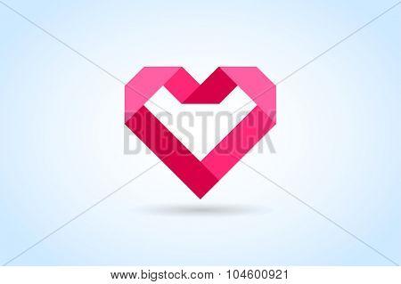 Heart icons vector logo. Heart logo heart shape. Togetherness concept. Together logo. Heart logo. Love health doctor relations. Heart logo heart together. Family children, baby mother,union,charity