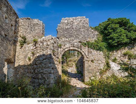 Haj-Nehaj medieval fortress