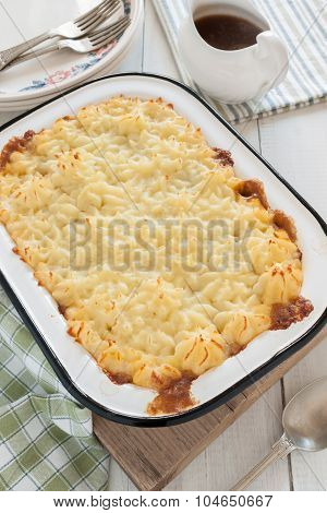 Shepherds Pie Or Cottage Pie