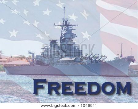 The American Spirit Of Freedom