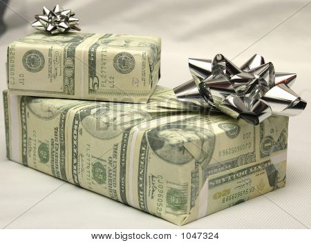 Money Wrapped Presents
