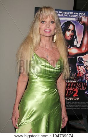 LOS ANGELES - OCT 9:  Laurene Landon at the