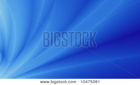Water design blue