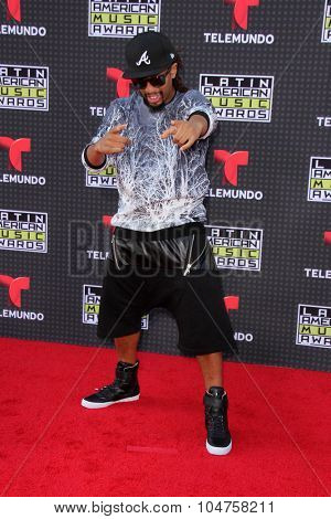 LOS ANGELES - OCT 8:  Lil Jon at the Latin American Music Awards at the Dolby Theater on October 8, 2015 in Los Angeles, CA