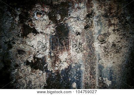 Cracked Stone Texture