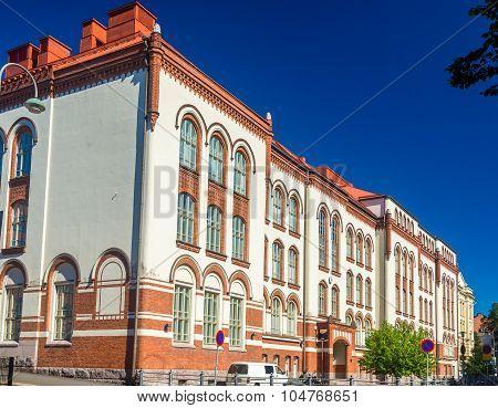normal Lyceum Of Helsinki